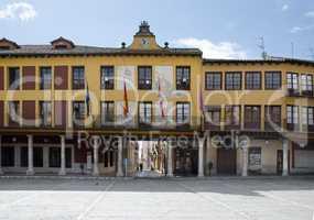 Plaza Mayor, Tordesillas