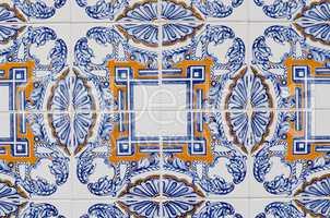 Vintage spanish tiles