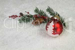 Christmas Symbols arrangement