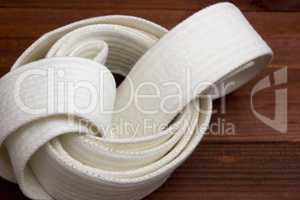 Belt - karate clothing accessory