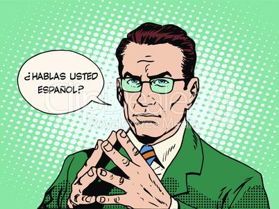 Do you speak Spanish translator language course