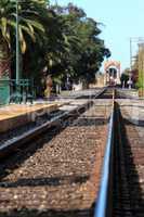 Ventura Train Station