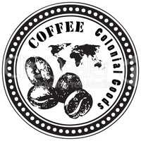 Colonial goods coffee beans