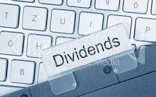 Dividends Folder Register Index
