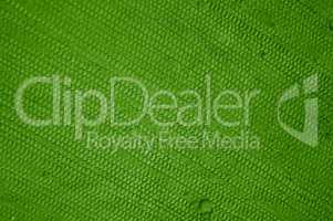 Stoff Hintergrund grün