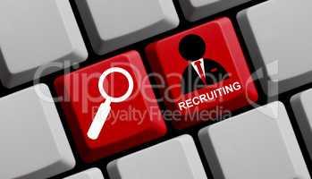 Online nach Personal suchen
