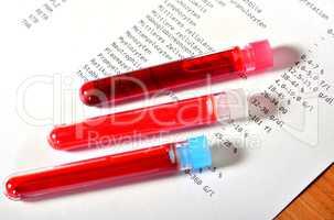 Labor Bluttest Labormedizin