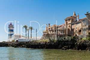 Santa Marta lighthouse and Municipal museum of Cascais