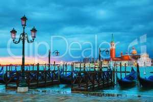 Basilica Di San Giorgio Maggiore in Venice, Italy