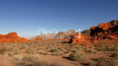 Valley of Fire National Park, Nevada .
