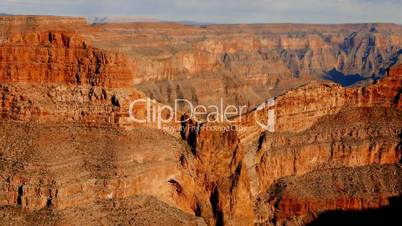 Famous Eagle Point at Grand Canyon