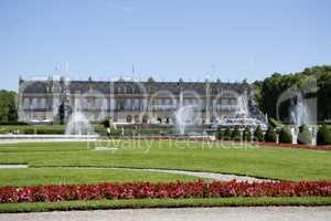 Castle park Herrenchiemsee, Bavaria