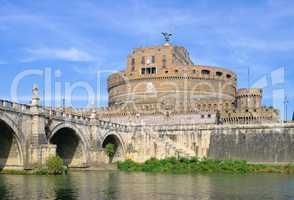 Rom Engelsburg - Rome Castel Sant Angelo 03