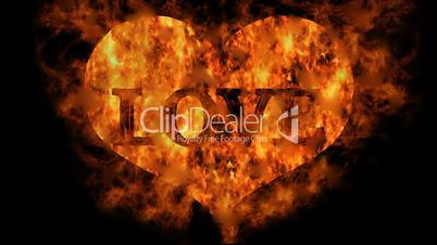 Heart of Fire - Love