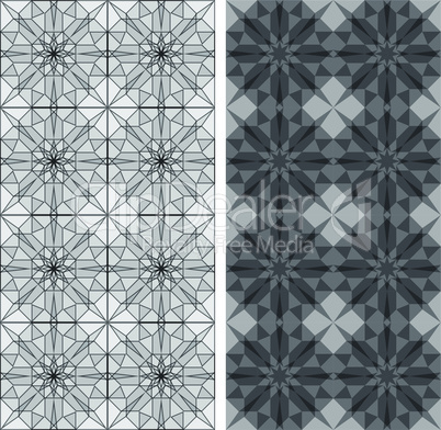 Seamless parquet texture or tissue vector