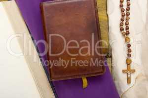 Catholic religious books and accessories