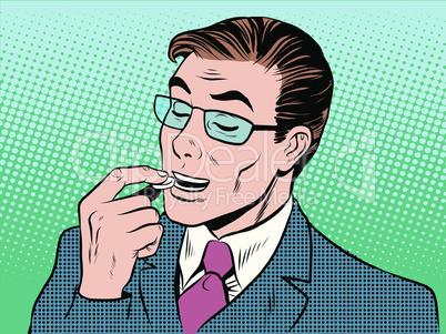 Medicine man health tablet treatment