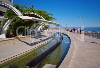 Grado Springbrunnen - Grado water fountain