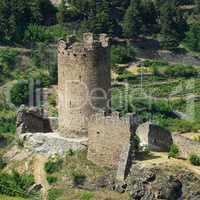 Villeneuve Castello di Chatel-Argent 04