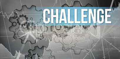 Challenge  against turning cogs