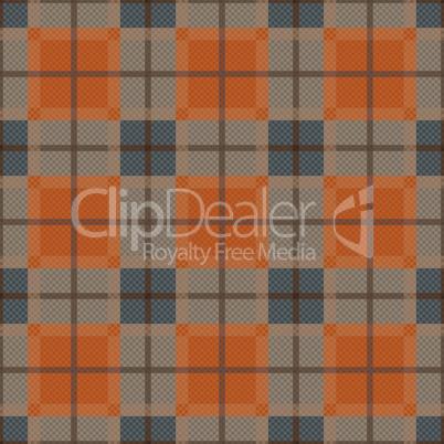 Rectangular seamless pattern in dim hues