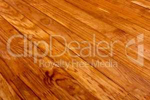 Industrial wood surface
