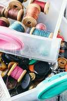 Set of sewing kit