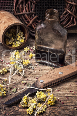 elixir potion of herbs