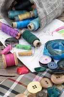 sketch seamstresses