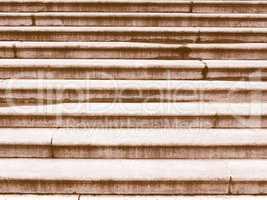 Stairway vintage