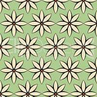 Tribal art ethnic seamless pattern. Boho print. Ethno ornament