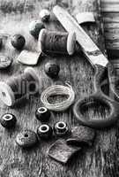 retro handicraft