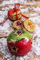 fragrant Christmas cookies