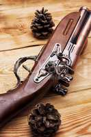 Old musket