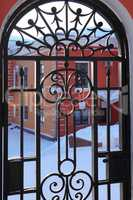 Metal Forged Gate