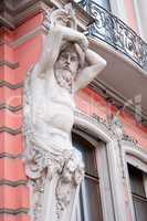 Atlas Sculpture