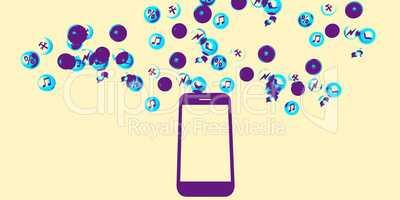 Smartphone Content Distribution