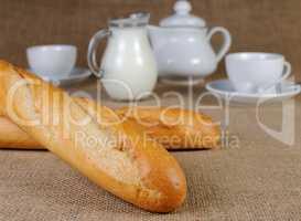 wheat baguette