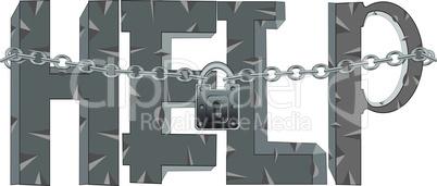 word on lock.eps