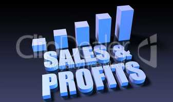 Sales and profits