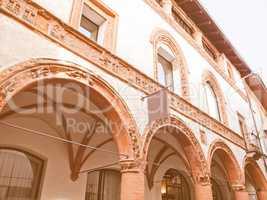 Casa Conte Verde, Rivoli vintage
