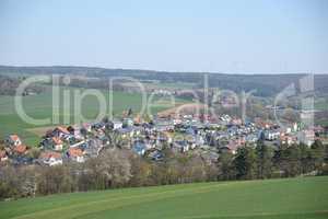 Arnshausen, Rhön