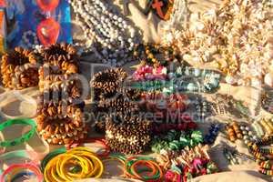 Native Craft Nacklaces and Bracelets