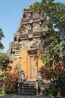 Puri Saren, Ubud, Bali, Indonesien