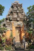 Puri Saren, Ubud, Bali, Indonesia