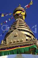 Swayambhunath Temple Kathmandu Valley, Nepal