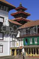 Hanuman Dhoka in Kathmandu, Nepal