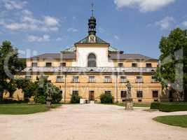 Hospital Kuks - extensive baroque complex