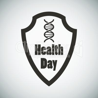 Health Day Emblem
