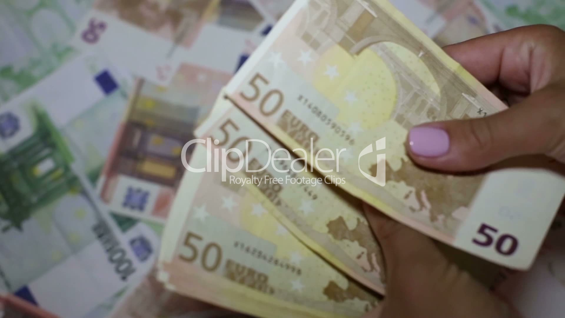 Clips Exchange Dollars To Euro